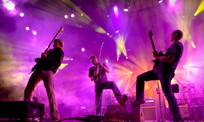 "Groupon Presents: Umphrey's McGee - DePaul: ""Groupon Presents: Umphrey's McGee"" at Lincoln Hall on October 19 at 9 p.m. Concert Package or Music Downloads Available."
