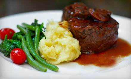$20 Groupon for January - Plantation Steakhouse in Topeka