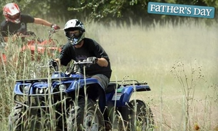 Revolution, The Off-Road Experience - Clermont: $89 for Two 70-Minute Guided ATV Adventures at Revolution, The Off-Road Experience in Clermont ($149.98 Value)