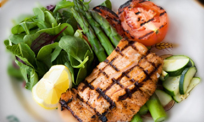 Ventano Italian Grill & Seafood - Seven Hills: Italian Dinner or Lunch Fare at Ventano Italian Grill & Seafood in Henderson (Half Off)
