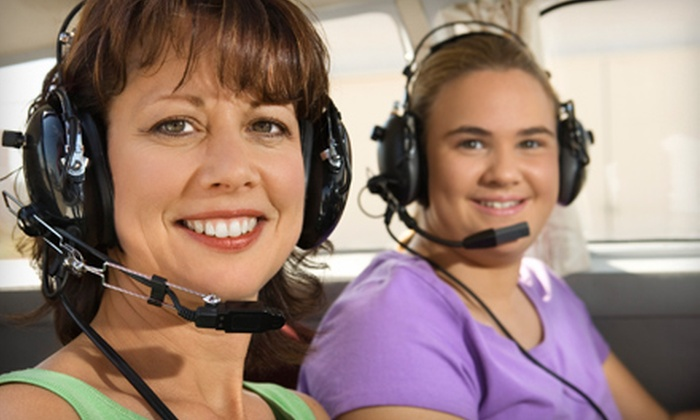 Box Aviation, Inc. - Montgomery: $99 for Three-Hour Flight Lesson, T-shirt, and Certificate at Box Aviation, Inc. ($199.99 Value)