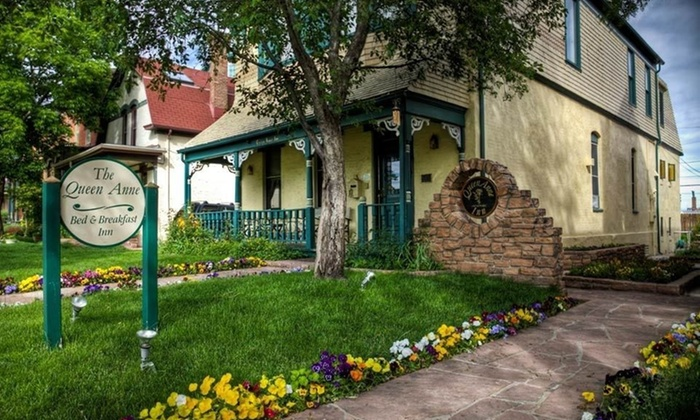 Queen Anne Bed and Breakfast - North Capitol Hill: One-Night Stay for Two in a Guest Room or Suite at the Queen Anne Bed and Breakfast in Denver