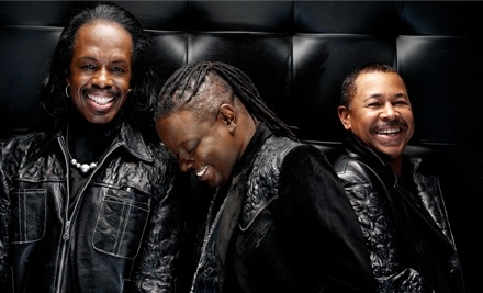 Live Nation: Earth, Wind & Fire at Charter One Pavilion on Wed., July 27 at 8pm: Section 201, 202, 206, or 207 - Earth, Wind & Fire at Charter One Pavilion in Chicago