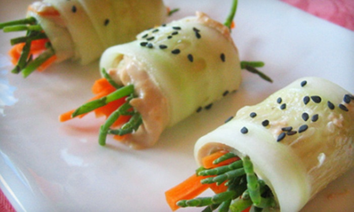 Flaxella - Bethesda: $5 for $10 Worth of Healthy Fare at Flaxella