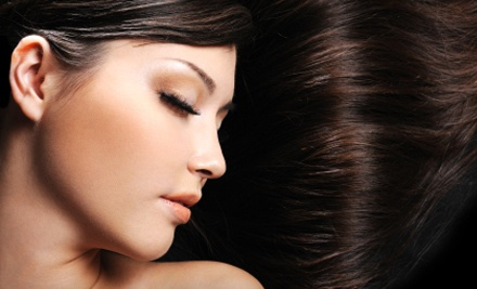 Hair-Styling Package (up to a $116 value) - Salon 647 in Worcester