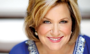 Sandi Patty: Sandi Patty on Friday, February 12, at 7 p.m.