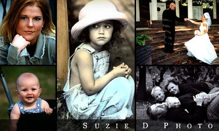 Suzie D Photo - Spring Lake: $40 for a Portrait Session and Three Prints from Suzie D Photo