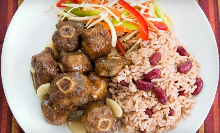 $16 Groupon for 2 People - Mystic Jamaica Restaurant in Newport News