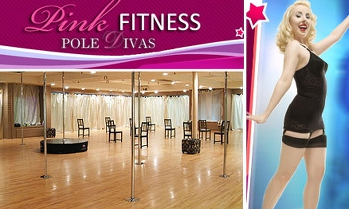 Pink Fitness - Peoria: $10 for Two Flirty Fitness Classes at Pink Fitness ($32 Value)