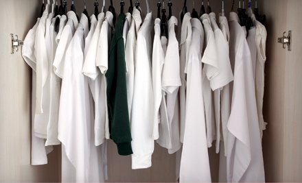 $22 Groupon to Dry Cleaning Station - Dry Cleaning Station in Owasso