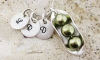GROUPON: Up to 50% Off Peas in a Pod Necklaces JC Jewelry Design