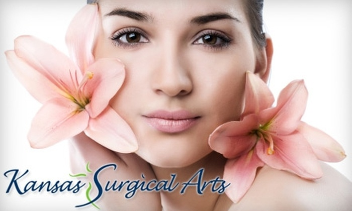 Kansas Surgical Arts - Wichita: $110 for One Area of Botox at Kansas Surgical Arts (Up to $300 Value)
