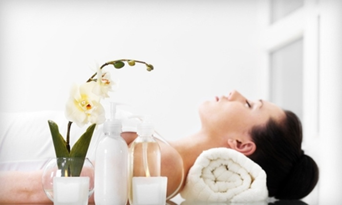 Ritual Salon and Spa - Multiple Locations: $59 for Admission to a Wednesday Night Spa Party with Four Mini Services at Ritual Salon and Spa ($120 Value)