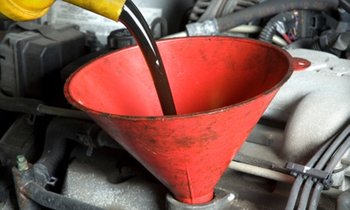 Integrity Auto Care Center - Stow: $20 for a Synthetic Blend Oil Change and Roadside Assistance Towing Voucher at Integrity Auto Care Center in Stow ($49 Value)