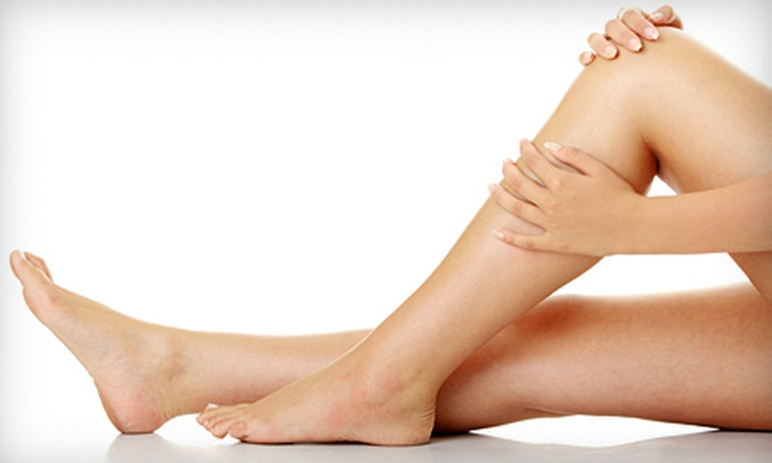 Renewal Skin Spa - Ridgemoor: $199 for Two Laser Spider-Vein Treatments with a Consultation at Renewal Skin Spa (Up to $400 Value)