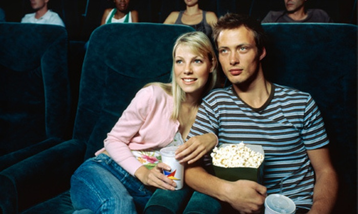 Reel Arts 6 at Grand Cinemas Crossroads - Ward 2: Movie Outing with Popcorn and Membership for Two or Four at Reel Arts 6 at Grand Cinemas Crossroads (Up to 74% Off)