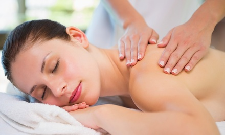 One 60- or 90-Minute Massage at Salon Fusion (Up to 54% Off)