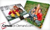 """Canvas On Demand: $45 for One 16""""x20"""" Gallery-Wrapped Canvas Including Shipping and Handling from Canvas on Demand ($126.95 Value)"""