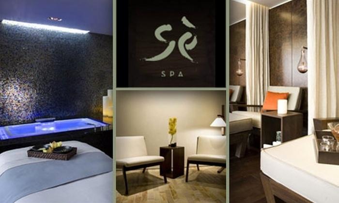 Sè Spa - Core-Columbia: $50 for $125 Worth of Spa Services at Sè Spa