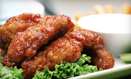 American-Fare Meal for Two (a $47 total value) - Gridiron Sports Bar & Grill in Harrisburg