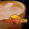 $5 for Coffee and More at Coffee & Crema