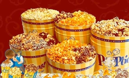 POPtions!: Gourmet Flavored-Popcorn Bags - POPtions! in St. Louis