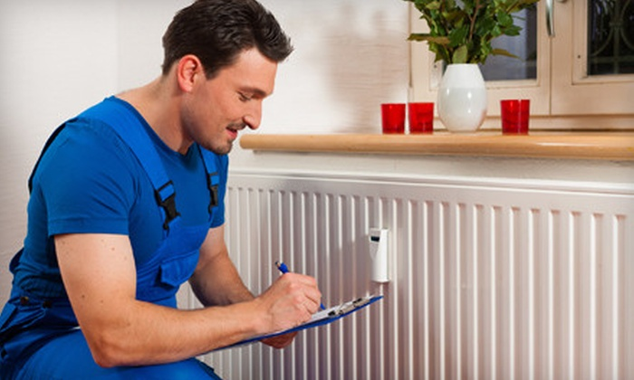 Charleston Heating and Air - Charleston Farms: One or Two-Unit Winter Heating and AC Efficiency Tune-Up from Charleston Heating and Air (Up to 56% Off)