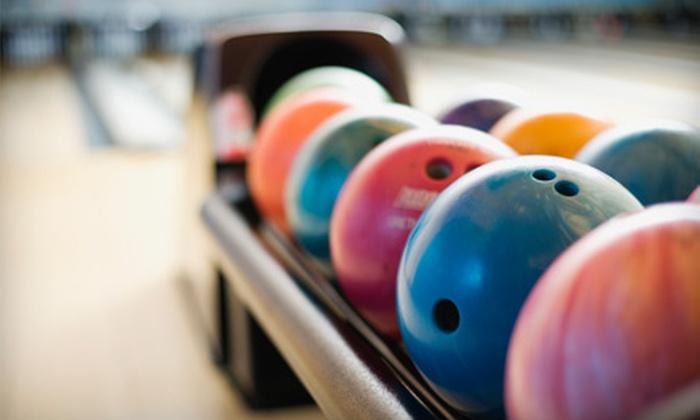 Val Lanes Recreation Center - West Des Moines: 5 or 10 Rounds of Bowling at Val Lanes Recreation Center