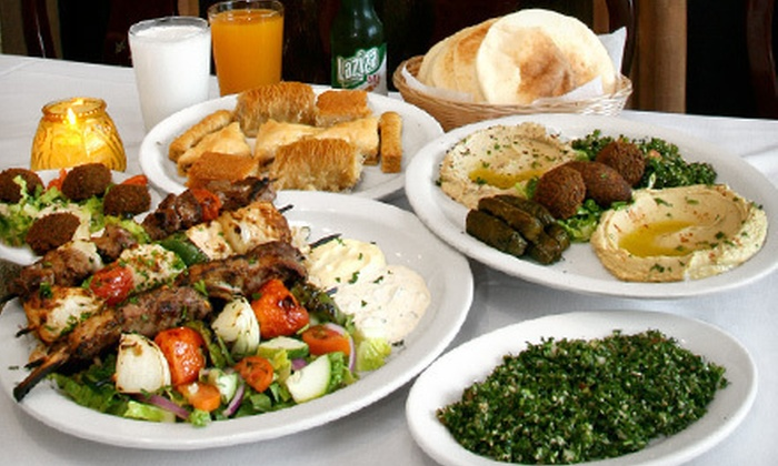 Flame Kabob - Doctor Phillips: $20 Worth of Mediterranean Fare