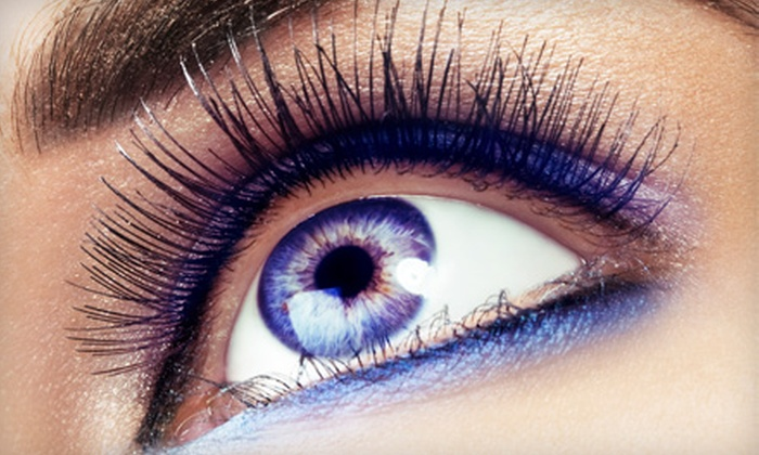 All U Knead Skin Care, LLC - Overland Park: Full Set of Xtreme Eyelash Extensions with Optional Fill at All U Knead Skin Care, LLC (Up to 71% Off)