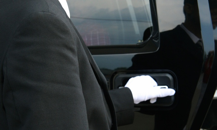 Any Time Limousine - San Francisco: One-Way or Round-Trip Airport Transportation in a Limousine or SUV from Any Time Limousine (Up to 50% Off)