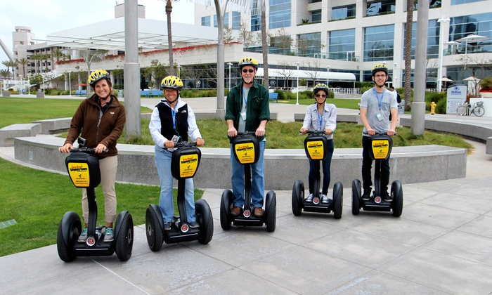 Long Beach Segway Tours by Wheel Fun Rentals - Long Beach, CA: Downtown or Extended Long Beach Segway Tour (Up to 51%Off)