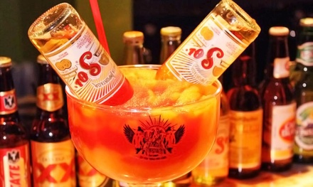 $30 for Two Chonga Margaritas at Tacos & Tequila ($50 Value)