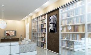 Indeco: Wykonanie dużej szafy w Indeco® – 99,99 zł za groupon zniżkowy wart 900 zł i więcej opcji