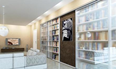 Wykonanie dużej szafy w Indeco® – 99,99 zł za groupon zniżkowy wart 900 zł i więcej opcji
