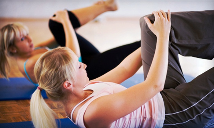 Yoga Fitness - Campbell: 10 or 20 Classes at Yoga Fitness (Up to 80% Off)