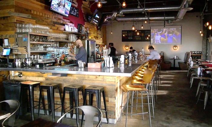 salut kitchen bar - Salut Kitchen Bar