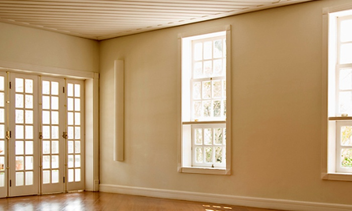Window Genie - Brown: $49 for Interior and Exterior Cleaning of Up to 15 Windows from Window Genie (Up to a $100 Value)