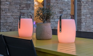 Baladeuse LED enceinte Bluetooth