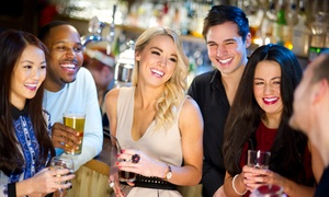 Pub Crawl San Francisco: Pub Crawl Admission for Two or Four from Pub Crawl San Francisco (Up to 58% Off)