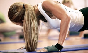 The Fitwell Center: One or Two Months of Unlimited Cross-Training Fitness Classes at The Fitwell Center (Up to 60% Off)