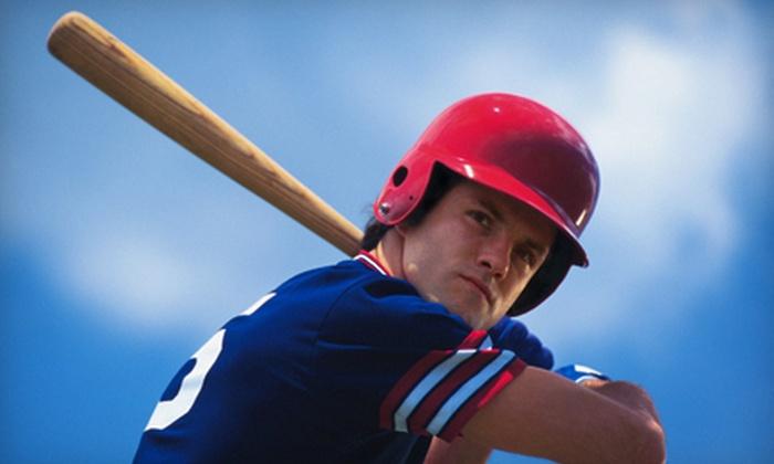 Stolen Bases - Bray Central: $10 Toward Baseball Equipment or Lessons
