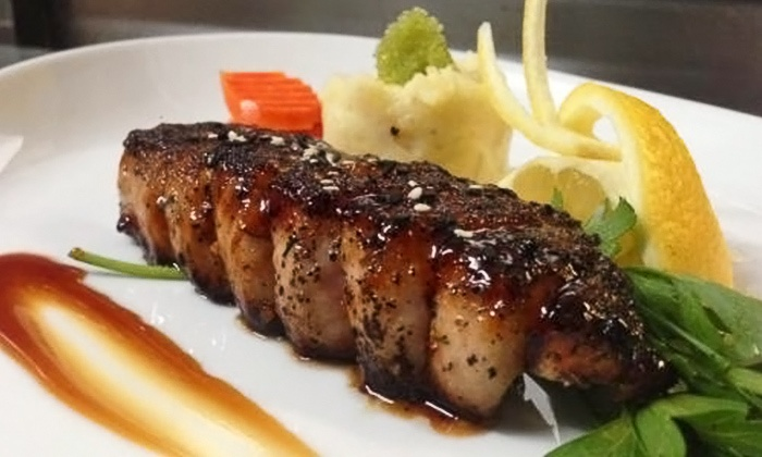 The Long Beach Hotel Bar-Grill - Long Beach, NY: $15 for $30 Worth of Grill Food for Two or More at The Long Beach Hotel Bar-Grill