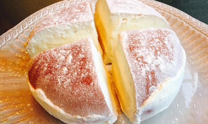 Japanese Cream Cheese Bun - Ichiban Bakery   Groupon