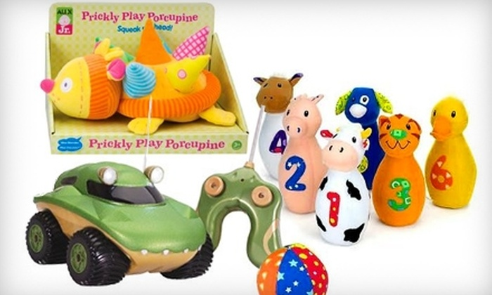 Laugh 'N' Learn - Multiple Locations: $20 for $40 Worth of Toys and More at Laugh 'N' Learn