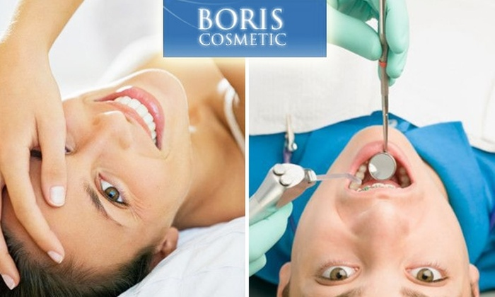 Boris Cosmetic - Palms: Don't Have Dental? Get Clean and Healthy Teeth for $49 at Boris Cosmetic (Normally $199)