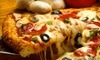 Up to 51% Off Pizza Dinner for Four at JoJo's Pizza Kitchen