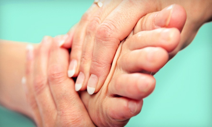 Reflexology By Jayne - Liberty: $40 for a Full Reflexology Session with Custom Essential Oils at Reflexology By Jayne in Powell ($91 Value)