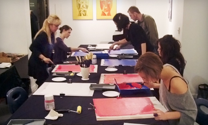 Pera College - Downtown Vancouver: One or Two Introductory Drawing or Acrylic Painting Workshops at Pera College (Up to 54% Off)