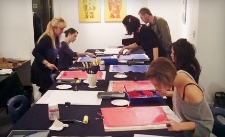 One 2-Hour Introductory Art Workshop (a $49 value) - Pera College in Vancouver